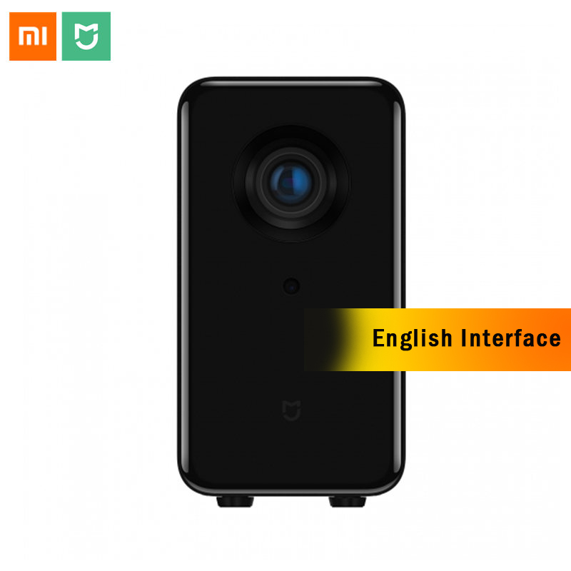 Original Xiaomi Mijia Projector 120 Inch Mi Projection TV 1080P 4K English interface Wireless Connect Support