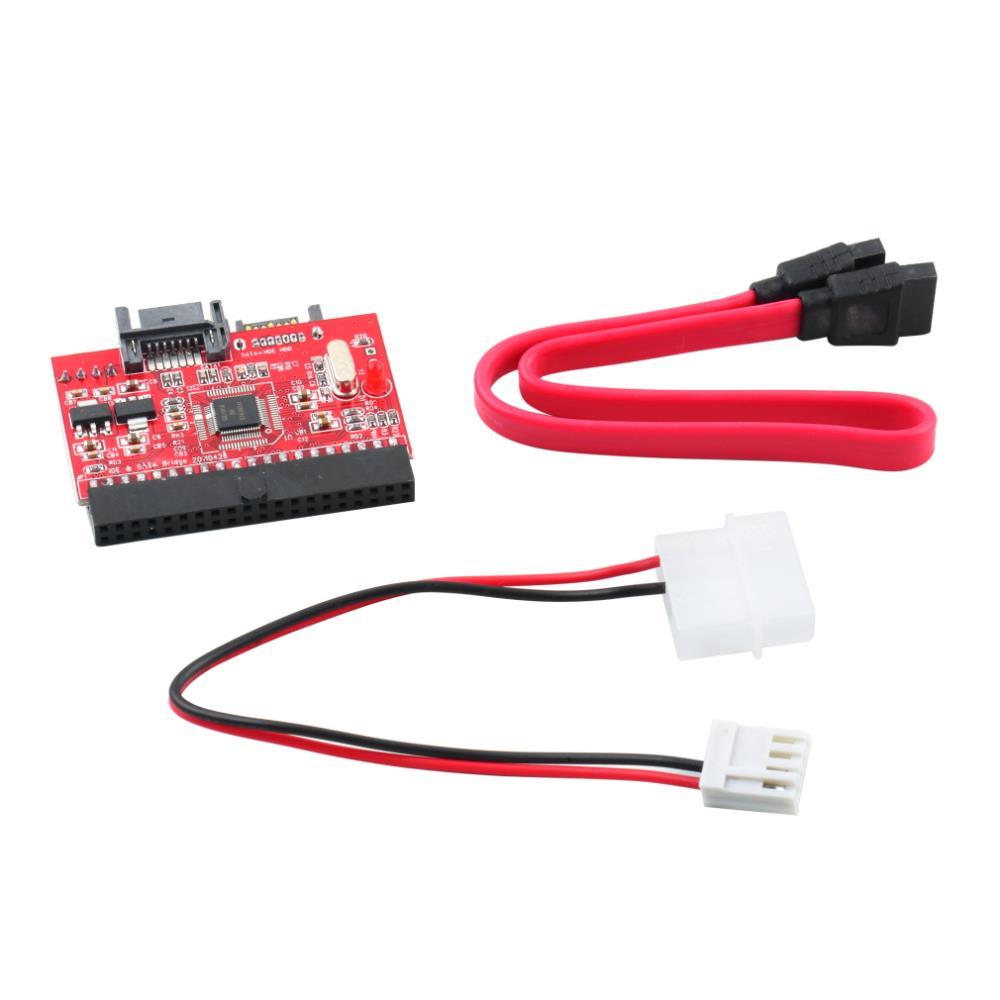 1 pcs IDE HDD to SATA Serial ATA Converter Adapter Wholesale