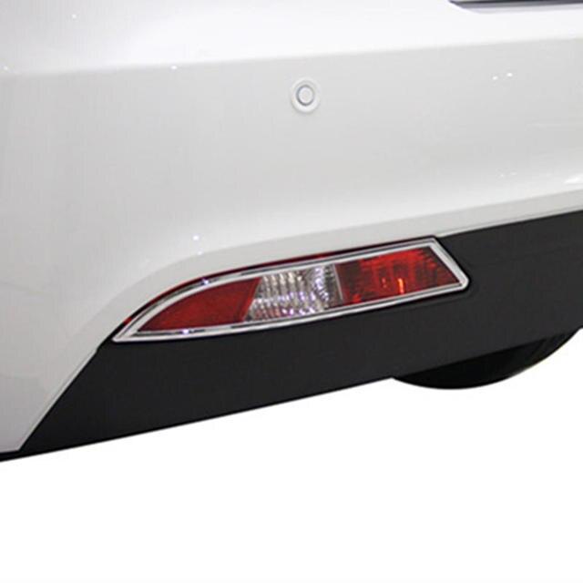Geely new Emgrand 7 EC7 EC715 EC718 Emgrand7 E7 ,Car fog light decorative frame, trims cover,accessories