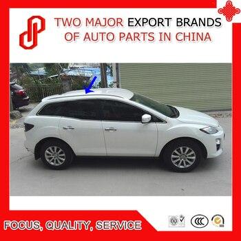 Yüksek kaliteli gümüş renkli alüminyum alaşım veya ABS yan ray bar portbagaj Mazda CX-7 cx7
