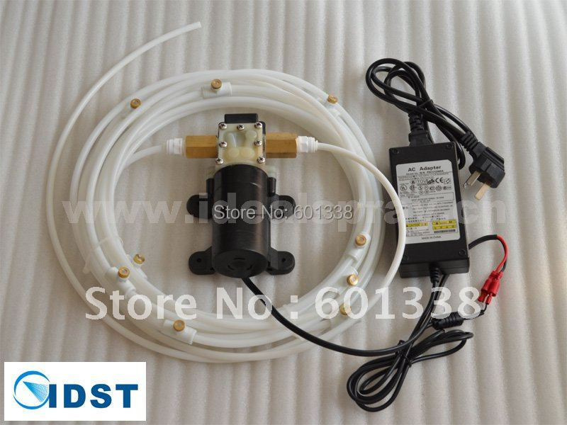 Water Mister System : Aliexpress buy meters pipe removable water fog
