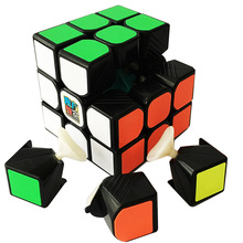 New Arrival of MoYu Mofangjiaoshi 3Layer MF3RS 3x3x3 Cube Magic Cube Black/Stickerless MF Puzzle Cube Toys For Children MF8810