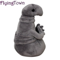 FlyingTown 50cm New Hot Waiting Plush Toy Zhdun Meme Tubby Gray Blob Zhdun Plush Doll Toys