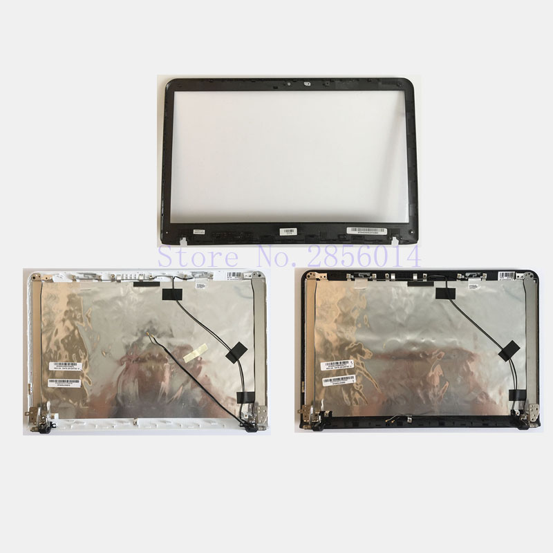 FOR Sony Vaio SVE151 SVE1511 SVE1512 SVE151G11M SVE151j13l SVE151J13M SVE1511SCC SVE151C11T Base TOP LCD Cover/LCD front Bezel