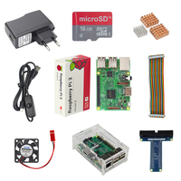 Raspberry Pi Starter Kit With Raspberry Pi 3 Model B 5V 2 5A Power Supply 16G