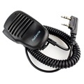 2 Pin PTT Speaker Mic For KENWOOD BAOFENG UV-5R RETEVIS H777 RT-5R RT3 RT5 PUXING TYT Ham Radio Walkie Talkie C9021
