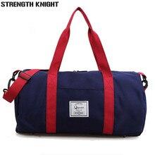 Купить с кэшбэком Nylon Travel Bag Large Capacity Men Hand Luggage Travel Duffle Bags Reistassen Weekend Bags Women Multifunctional Travel Bags