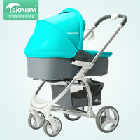 Babyfond 2018 baby stroller reclining folding trolley high landscape light newborn baby child stroller high quality