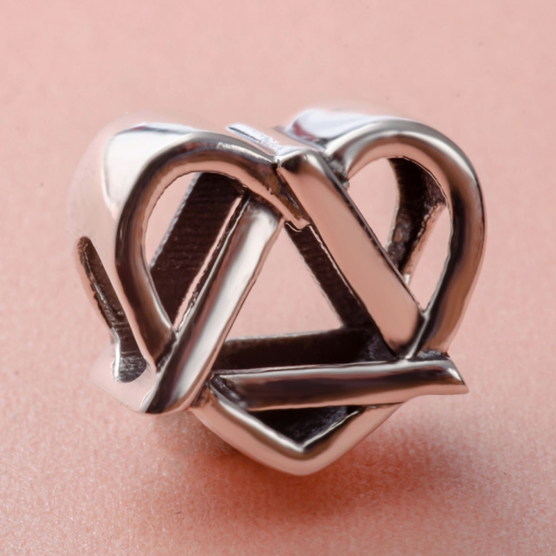 Choruslove Authentic 925 Sterling Silver Reflections Adoption Symbol