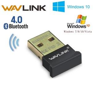 Wavlink Mini Wireless USB Blue