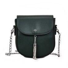 SFG HOUSE Women Fashion PU Leather Bags Green Shoulder Saddle Cross-body  Messenger Bag Handbag d8bf280d2052f
