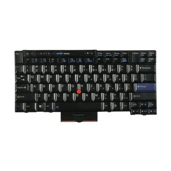 Keyboard for Lenovo Thinkpad T520 T520i T420S T420 T420i T400S T410S T410 T410I T510 T510i W510 W520 X220T X220 Black US Layout