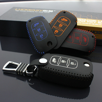 Luckeasy For Mercedes Benz Smart Fortwo Forfour 2015 2016 2017 Cabrio Elertric Drive Car Key Bag