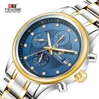 Hot TEVISE Brand Men Mechanical Watch Fashion Waterproof Sport Automatic Fashion Luxury Gold Watches Relogio Masculino