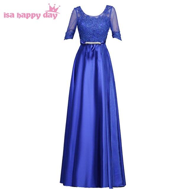 finest selection 12030 c26fd Royal blaues bodenlanges kleid – Schöne Kleider dieser Saison