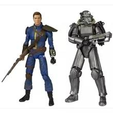 Fallout 4 одинокий странник Мощность Панцири ПВХ фигурку для малыша игрушка рождественские подарки