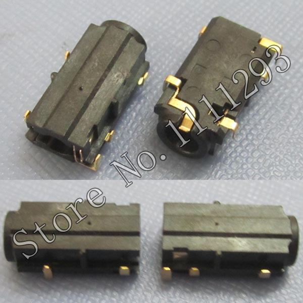 Samsung Audio Cables And Connectors : Pcs lot audio jack connector for samsung z a