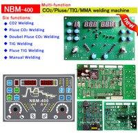 NBM-400 multi-function machine control boards содержит четыре платы (дисплей pcb + driven pcb + провод подачи pcb + mult-function)