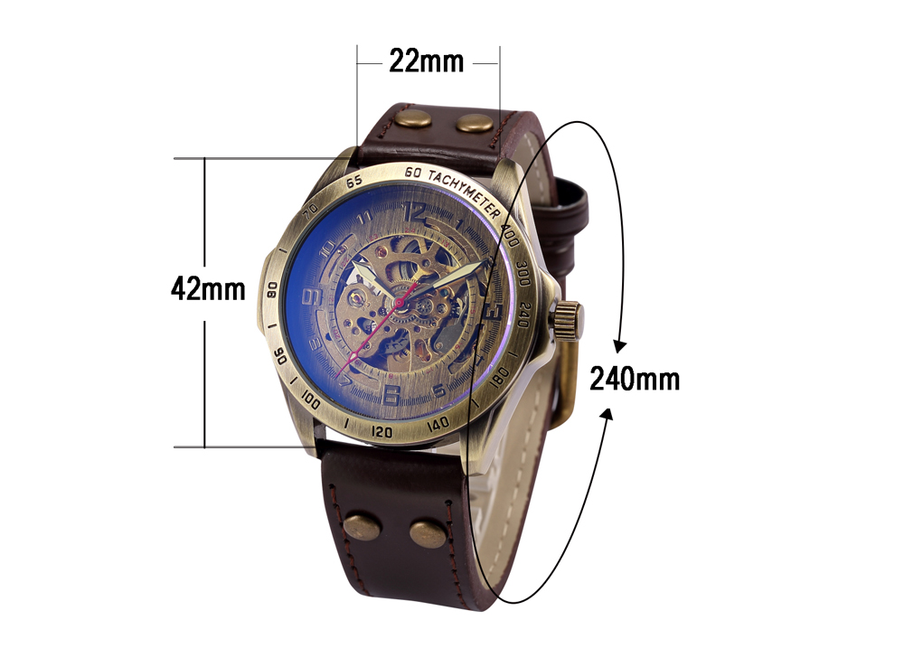 automatic watch men 9