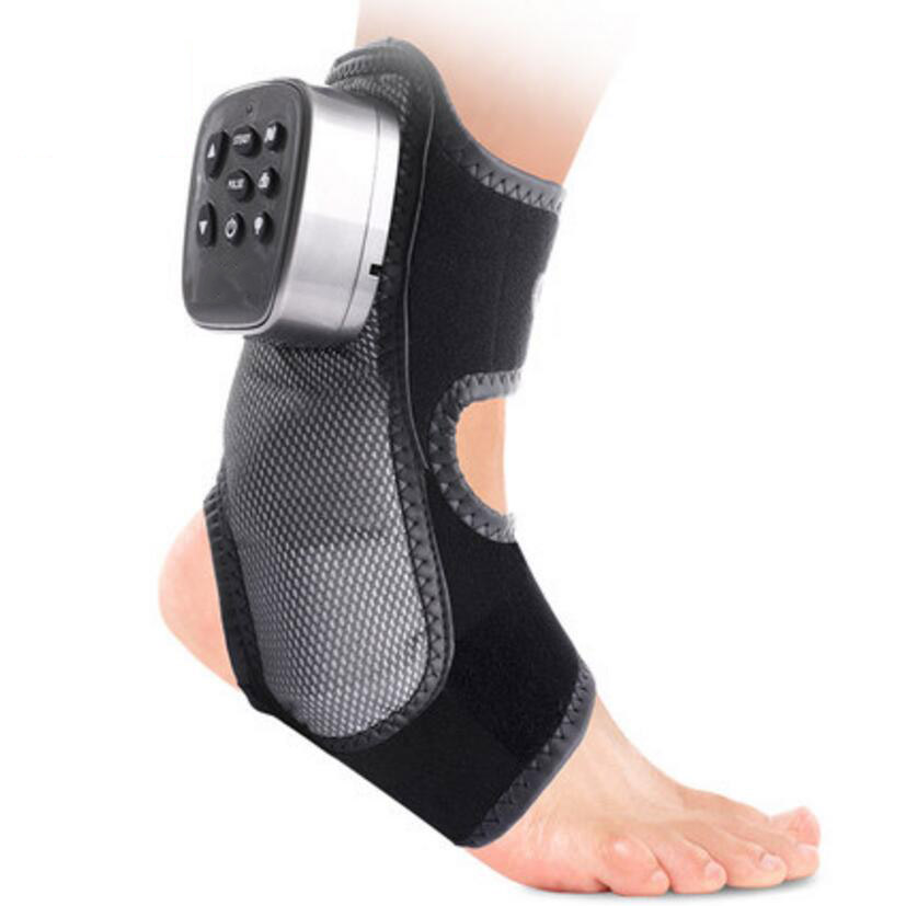 HANRIVER Ankle massager ankle support ankle joint hot compress ankle thermal shock Achilles plantar pressure kneading physiother