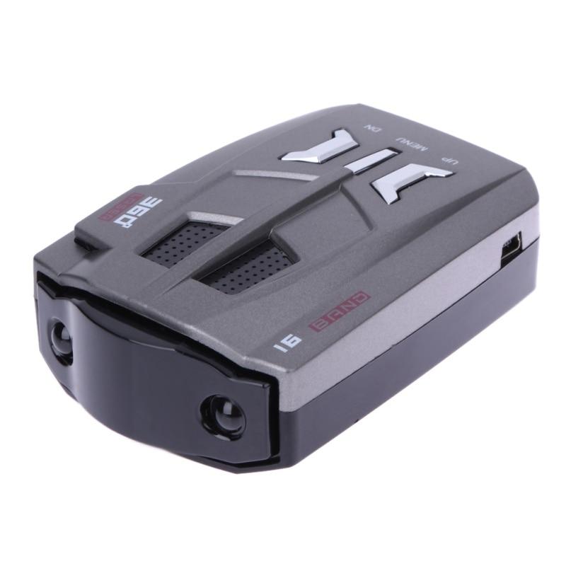 Control de Velocidad Del Coche Detector del Radar del coche V9 360 Grados de Ale