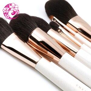 Image 2 - Энергетическая брендовая Высококачественная кисточка для волос, кисти для макияжа, Maquillaje Pinceaux Maquillage Pincel bzy