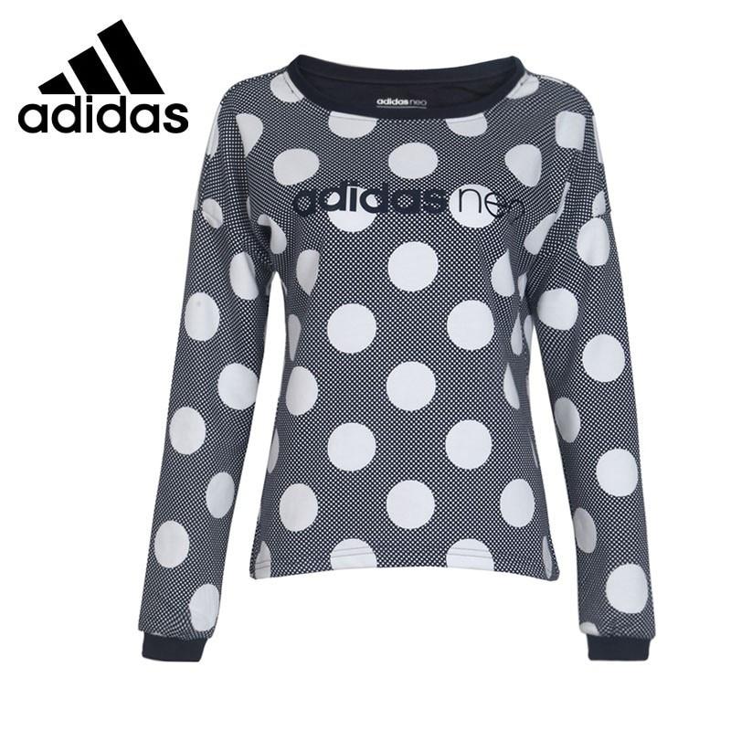 Original New Arrival 2017 Adidas NEO Label  FV AOP SWT Women's Pullover Jerseys Sportswear adidas original new arrival official neo men s o neck pullover jerseys sportswear cd3286