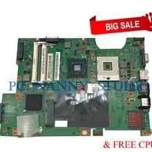 PC Няня для hp Compaq CQ60 G60 Материнская плата ноутбука 578232-001 аккумулятор большой емкости DDR2 тестирование