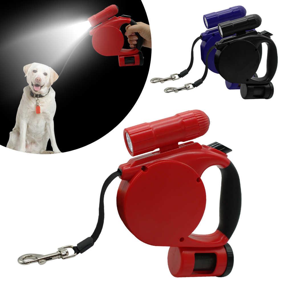 medianos y cachorros Amarillo 5 m Huaheng Correa retr/áctil para perro autom/ática retr/áctil para perros peque/ños