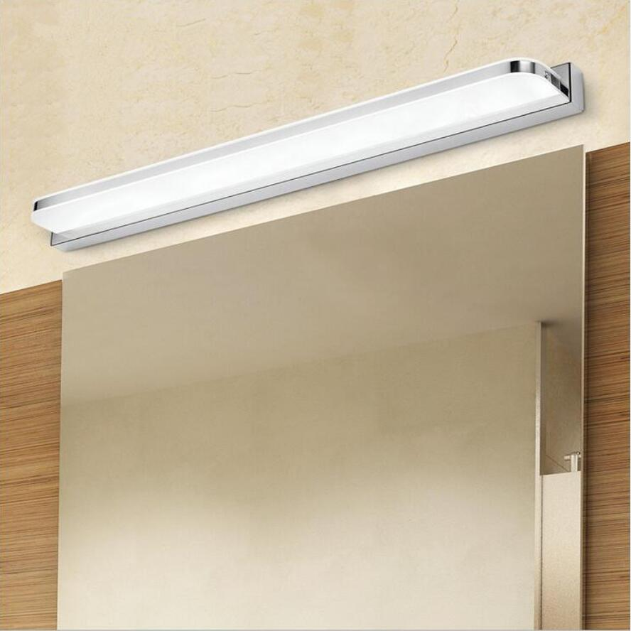 Modern led lamps waterproof led Mirror front lamp high power wall ...