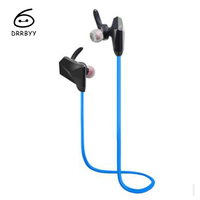 2017 New Arrival Super Bass Stereo Sound Wireless Running Bluetooth Headset With Mic Earphone For Google