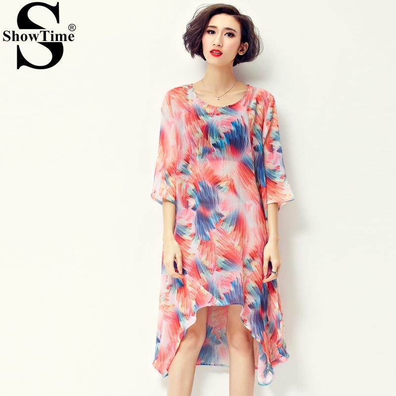 Online Buy Wholesale hawaiian summer dress from China hawaiian ...