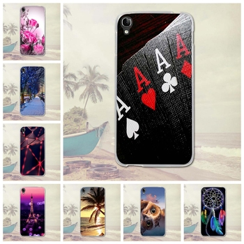 for Alcatel One Touch Idol 3 5.5 inch OT-6045 OT6045 6045Y 6045K Case Cover Soft Silicon Back Phone Cases Cover 3D Printing Bag image