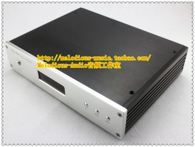 2016 Newest TOP Breeze Audioo ES9018 USB DAC Decoder Support XMOS Amanero I2S USB 32Bit 384K