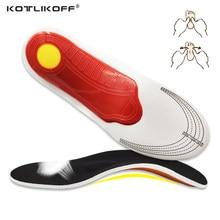 a4f271022ab73 Confortável Órteses Cúbito Varo pé plano Palmilha Ortopédicos Arch Suporte  Palmilhas para Sapatos insert pad para a fascite plan.