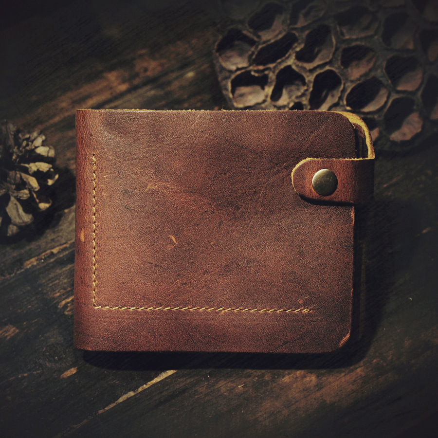 Promotion 2017 New HOT Genuine Crazy Horse Cowhide Leather Men Wallet Short Coin Purse Small Vintage Brand Wallet High Quality 2017 genuine cowhide leather brand women wallet short design lady small coin purse mini clutch cartera high quality