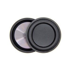 Image 2 - 2 szt. 62mm średnica membrana basowa pasywna płyta wzmocniona bas niska częstotliwość film grzejnik membrana gumowa