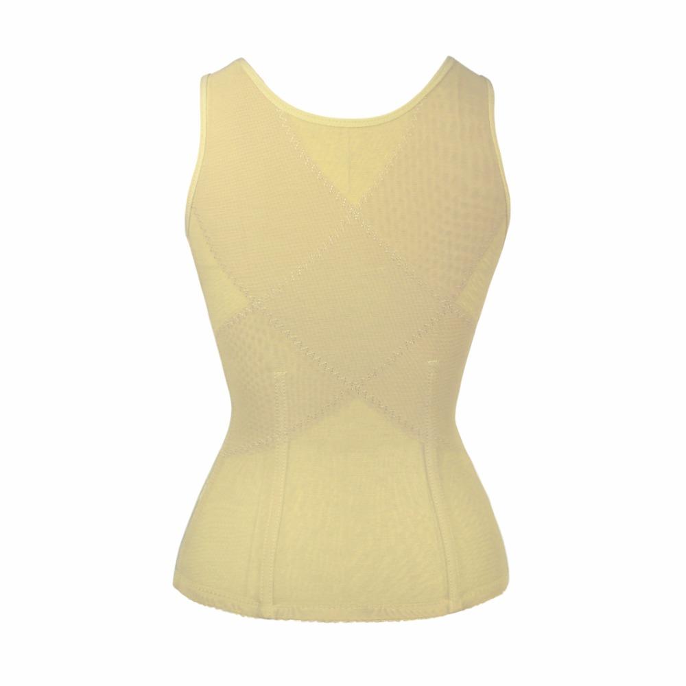 Abdomen Lace Waist Belt Corset Cross Slimming Underwear Vest Women Corset Cincher Breathable Sculpting Belly Control Body Shaper (1)