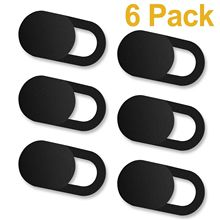 Universal 6pcs Ultra Thin Webcam Covers Lens Cap Web Portable Camera Cover for Laptops PC Macbook Cell phone tablet accessories