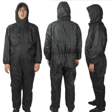 Capa de chuva para motocicleta, casaco de chuva compacto da moda para homens e mulheres