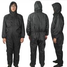 Fashion Conjoined Raincoat Motorcycle Bicycle Raincoat Overalls Men And Women Fission Rain Suit Rain Coat