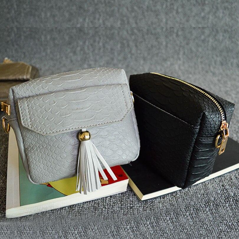 borla ombro sling bolsa bolsa Exterior : Saco Contínuo