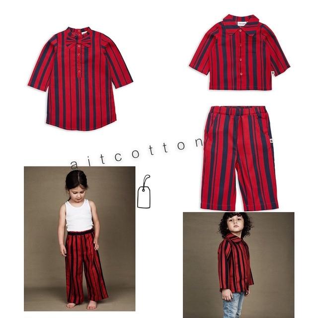 Conjuntos de ropa para niños Mini R marca niños ropa de manga larga  Camiseta blusa pantalones 506e9d1e8e5e