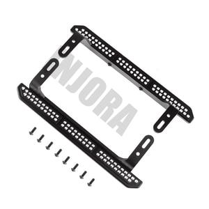 Image 5 - INJORA 2PCS TRX4 Metal Rock Sliders Pedal for 1/10 RC Crawler Traxxas TRX 4 Upgrade Parts