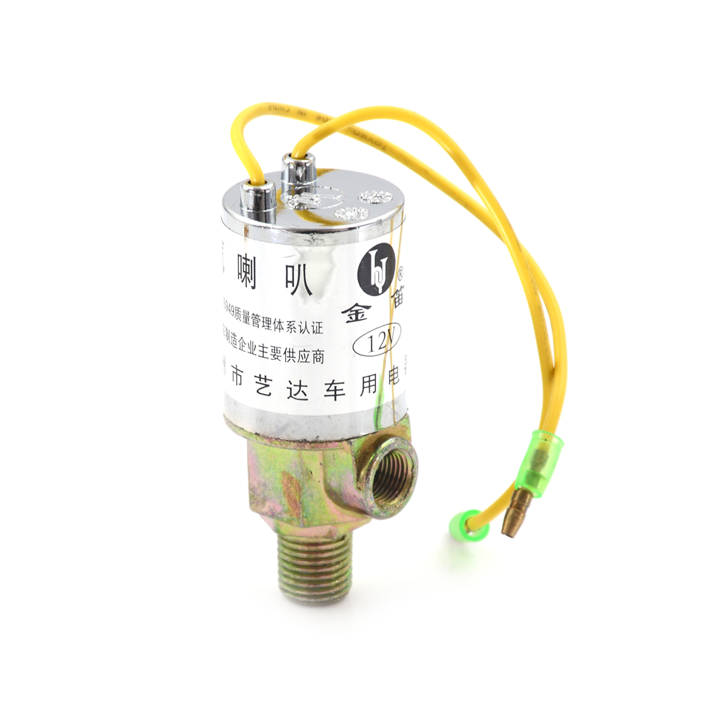 12v air horns solenoid valve air ride systems 1 4inch metal train truck air horn electric solenoid valve in valve from home improvement on aliexpress com  [ 1002 x 1002 Pixel ]