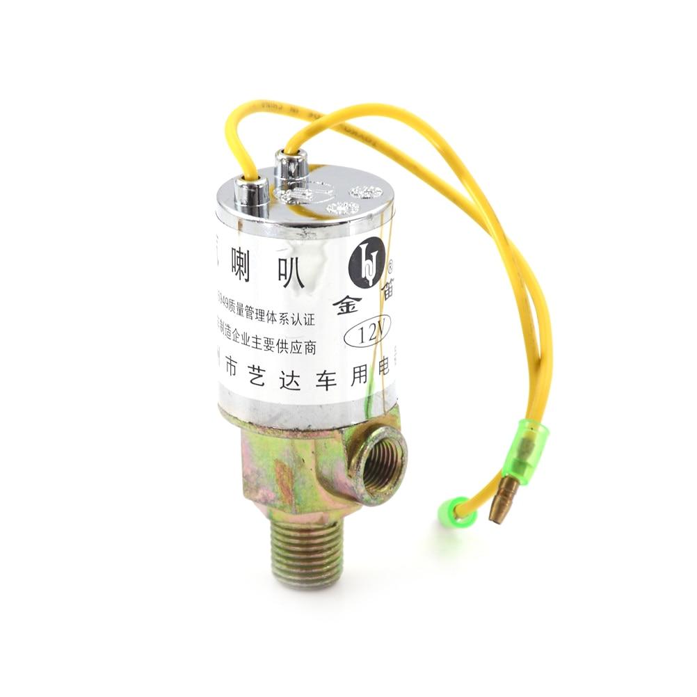 medium resolution of 12v air horns solenoid valve air ride systems 1 4inch metal train truck air horn electric solenoid valve in valve from home improvement on aliexpress com