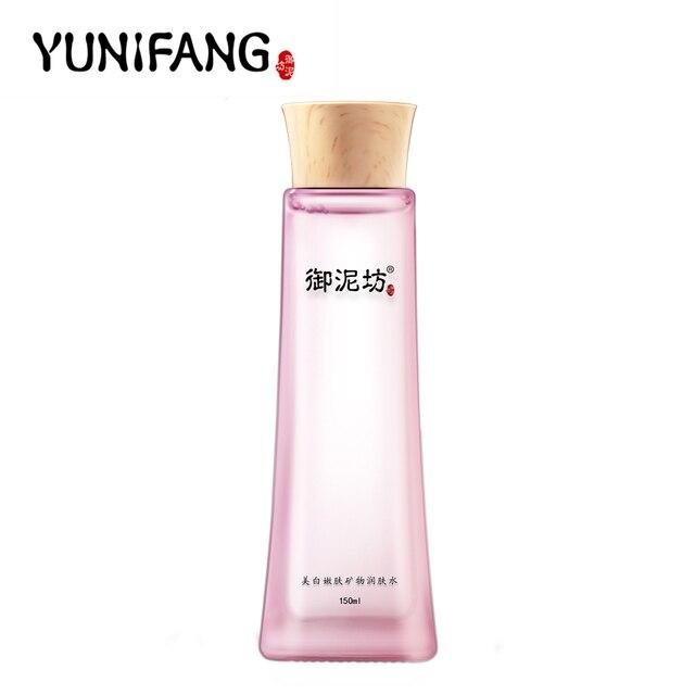 Cuidado de la piel YUNIFANG iluminador Mineral Toner 150 ml / 5.3 oz reducir manchas en la piel de pigmentación decoloración de la piel de la cicatriz del acné manchas del acné