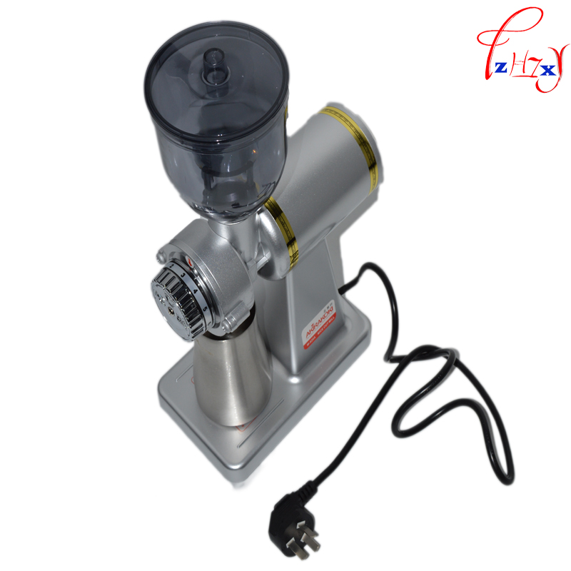1pc M520-A Electric Household / Commercial Coffee Grinder Coffee Bean Grinder Coffee Grinding Machine 220V xeoleo professional coffee grinder commercial coffee powder milling machine electric coffee bean grinding machine coffee maker
