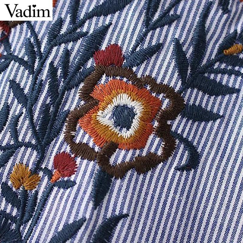 HTB1es4KOpXXXXcHXpXXq6xXFXXXN - Women vintage floral embroidery cotton long sleeve