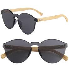 Men Bamboo Sunglass Women Luxury Brand Design Vintage Sun Glasses For Women Oculos de sol masculino 2019 Retro Wood Sunglasses стоимость